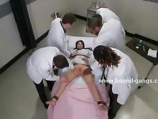 Doctor Gangbang Patient