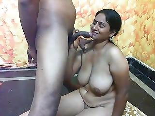 Indian Webcam Threesome Series Blowjob Version