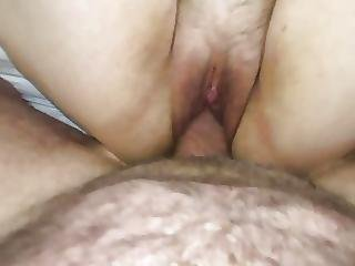 60 Year Old Married Coworker Creampie