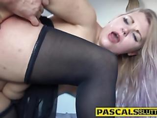 Ass Plowed Sub Teenager