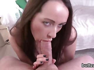Charming Half-naked Petite Sweetie Gets Reamed In Opened Anal