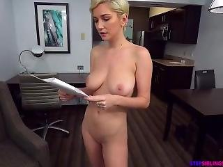 Help My Stepsister With His Scene