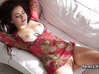 Amateur, Masturbation, Orgasm, Pussy, Softcore, Teen