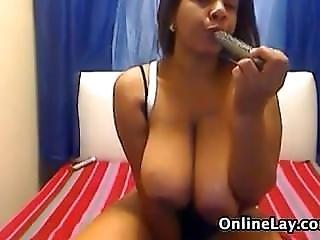αυνανισμός, πεσμένα βυζιά, παιχνίδια, Webcam