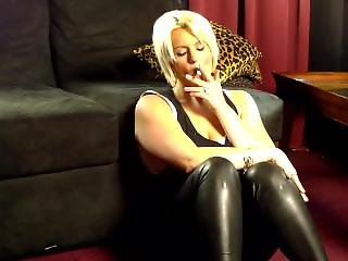 Smoke With Me In Leather