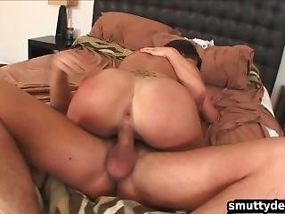 Deepthroat And Oral Creampie