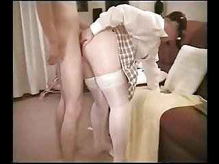 Nurse Takes It Up The Ass And Goes Wild