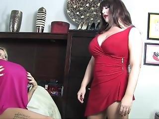Tette Grandi, Fetish, Pompa