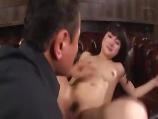 Japanese Fucked With Toys In Ass