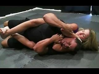 Super Sexy Girl In Ass Wrestling Gallery 2