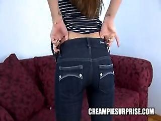Capri Anderson - Creampie Surprise