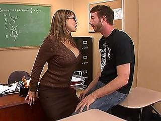 Desk, Education, Hardcore, Milf, Office, Teacher, Workplace