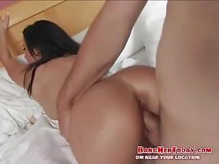 An Amateur Couple Make A Sex Tape