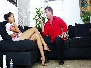 Daughter Does Daddy 02 - Scene 1