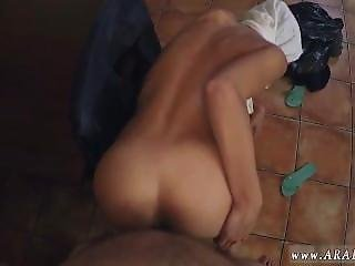 Arab Bbw Anal Ass Snapchat Hungry Woman Gets Food And Fuck