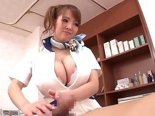 Massage Big Boobs Japanese Hitomi