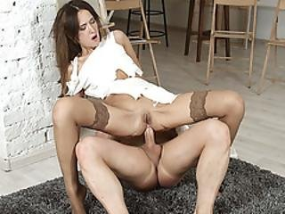 Teens Casting Leads To Rough Anal Sex With The Producer