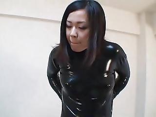 Japanese Latex Catsuit 09