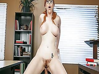 Lauren Phillips Rides Professor Ds Cock On Top