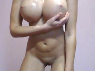 Big Tit Blonde Milf Mom Tease Mfc 02