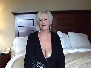 Granny Puts In Work On A Small Cock