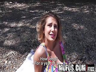 Mofos - Public Pick Ups - Euro Chicks Swingin Big Naturals Starring Ayda Singer