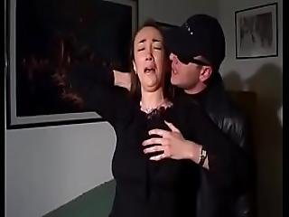 Stepmomlover.com - Blind Milf Forced By Intruder