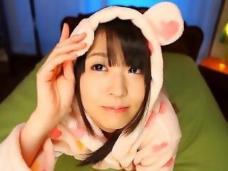 Cute Japanese Girl Gets Huge Facial ?????