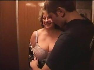 Granny With Massive Tits, Pt 1