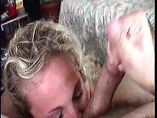 Andra Worshipping Cock