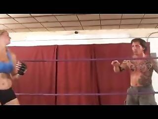 Shefights Wrestling