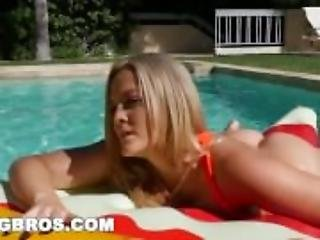 BANGBROS - Behind The Scenes Interview with Big Booty PAWG Alexis Texas