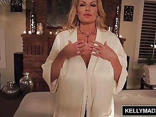 Kelly Madison Achieves Spa-gasm
