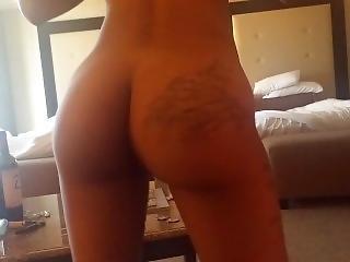 Petite Ebony Teen Thot Twerks Her Little Bubble Butt