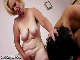 Two Grandmas One Teenager - 1