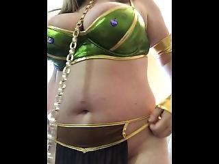 Sexy Halloween Slave 2