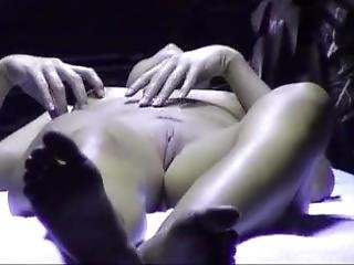 Girl Masturbating Close - No Sound