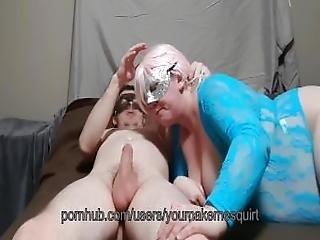 Pregnant Slut Gets Fuck