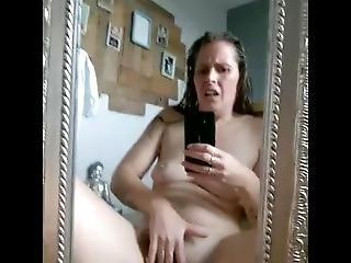 Amatorski, Dupa, Kociak, Duży Tyłek, Brunetka, Sperma, Masturbacja, Milf, Małe Cycki