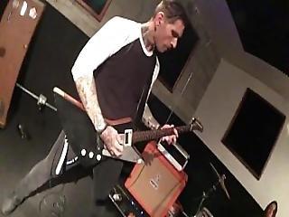 Felicity Feline Thundernaut Jam Drums And Guitar