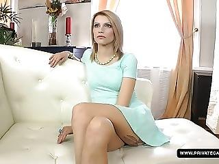 Lana Roberts Is Ready For Our Anal Casting Session