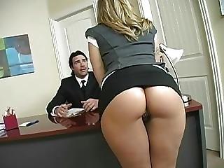 Anal With Sexy Secretary