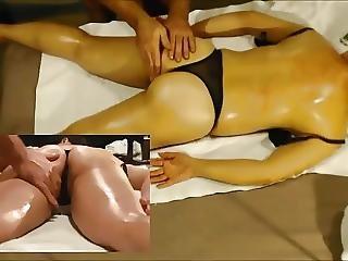 Erotic Massage Feet Pussy Dildo Blowjob To Cum Gagging