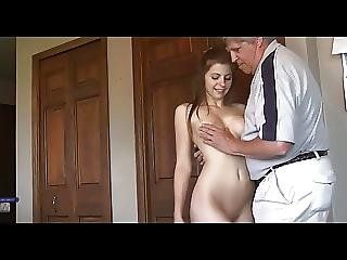Gorgeous Teen Fucked By Older Guy