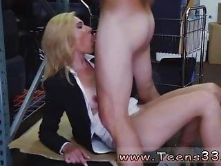 Mature Blonde Fucks Young Guy And Blondes Love Brunettes Hot Milf Banged