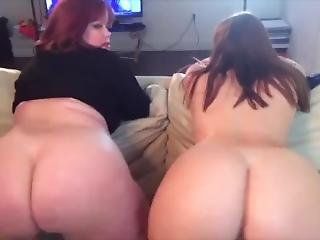 Big Booty White Girls Twerking And Shaking Thier Fat Asses
