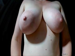 German Milf Simone Showing Her Tits