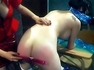 Fierce Mistress Punishes