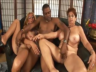 Fat Milf Jessica In Orgy With Maicon