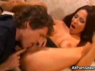 Babe, Blowjob, Politimand, Tissemand, Uniform